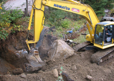 excavation f clement - labelle laurentides